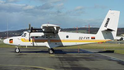 D2-FVM - De Havilland Canada DHC-6-300 Twin Otter - Sonair