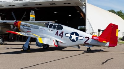 NL61429 - North American P-51C Mustang - Commemorative Air Force