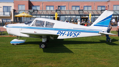 PH-WSF - Piper PA-28-140 Cherokee F - Private
