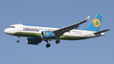 UK32023 - Airbus A320-251N - Uzbekistan Airways