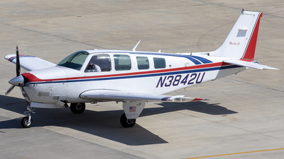 N3842U - Beechcraft A36 Bonanza - Private