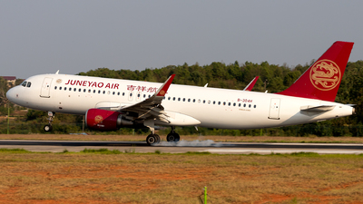 B-304H - Airbus A320-214 - Juneyao Airlines