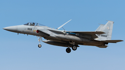 62-8868 - McDonnell Douglas F-15J Eagle - Japan - Air Self Defence Force (JASDF)