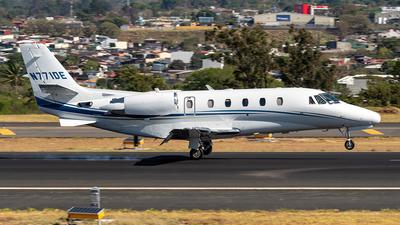 A picture of N771DE - Cessna 560XLS Citation Excel - [5605591] - © Cristian Quijano