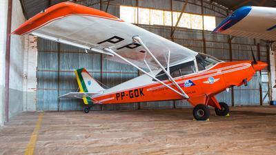 PP-GOK - Aero Boero AB115 - Aeroclube de Santa Cruz do Sul