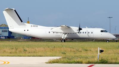 A picture of CFEYG - De Havilland Canada Dash 8300 - [320] - © Nito