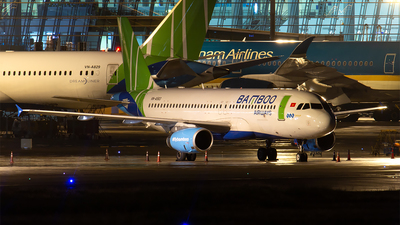 A picture of VNA583 - Airbus A320232 - Bamboo Airways - © Huy Do