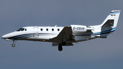 D-CSUN - Cessna 560XL Citation XLS Plus - Air Hamburg