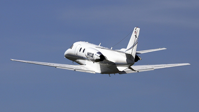 N417JD - Cessna 560XL Citation Excel - Private