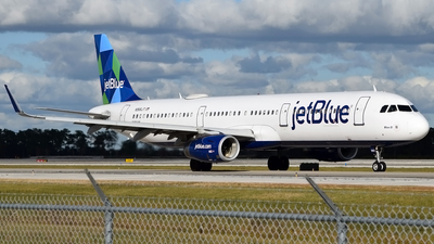 N966JT - Airbus A321-231 - jetBlue Airways