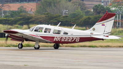 HK-2227G - Piper PA-34-200T Seneca II - Private