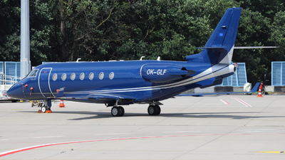 OK-GLF - Gulfstream G200 - Eclair Aviation