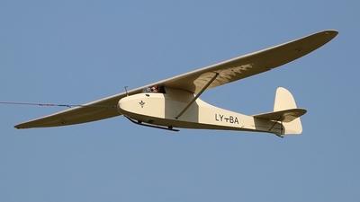 LY-TBA - Gliding Aircraft Grunau Baby IIb - Private