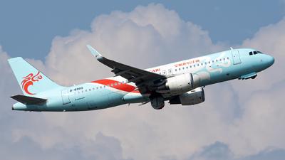 B-8985 - Airbus A320-214 - Loong Air