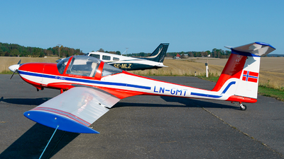 LN-GMT - ICA Brasov IS-28M2 - Private