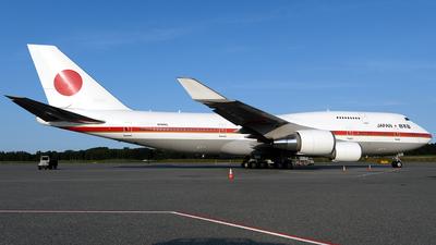 N7474C - Boeing 747-47C - Untitled