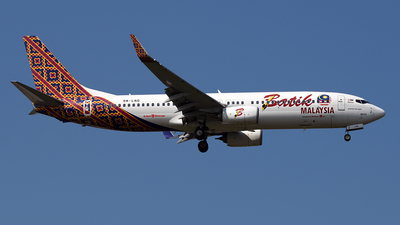 9M-LND - Boeing 737-8GP - Batik Air Malaysia