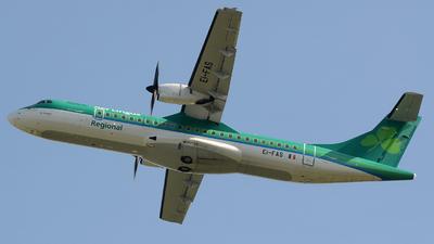 EI-FAS - ATR 72-212A(600) - Aer Lingus Regional (Aer Arann)