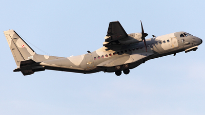 016 - CASA C-295M - Poland - Air Force