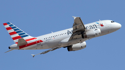 N809AW - Airbus A319-132 - American Airlines