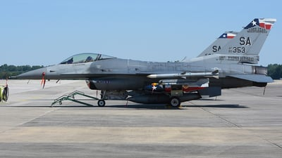 86-0353 - Lockheed Martin F-16C Fighting Falcon - United States - US Air Force (USAF)