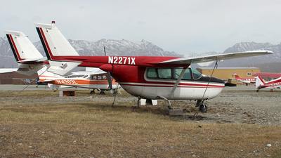 N2271X - Cessna 337 Super Skymaster - Private
