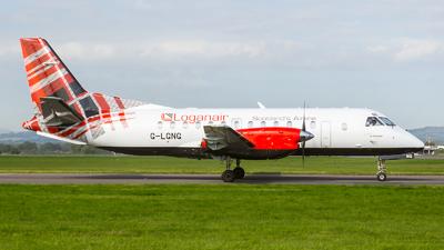G-LGNG - Saab 340B - Loganair