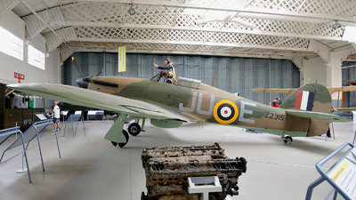 Z2315 - Hawker Hurricane Mk.IIB - United Kingdom - Royal Air Force (RAF)
