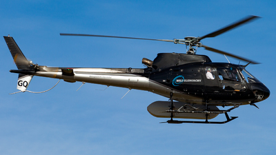 ZK-HGQ - Aérospatiale AS 350B2 Ecureuil - Action Helicopters