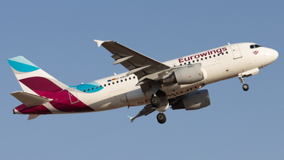 A picture of DABGK - Airbus A319112 - Eurowings - © Alewx