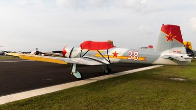 N438P - Nanchang CJ-6A - Private