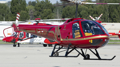 N35DH - Enstrom 280FX Shark - Private