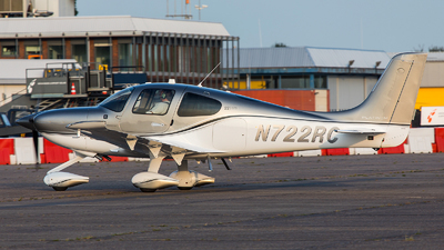 N722RC - Cirrus SR22-GTS G6 Platinum - Private
