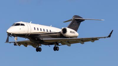N534FX - Bombardier BD-100-1A10 Challenger 300 - Flexjet