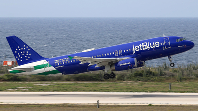 N531JB - Airbus A320-232 - jetBlue Airways