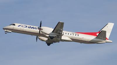 HB-IZZ - Saab 2000 - Adria Airways Switzerland