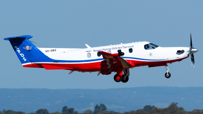 VH-OWZ - Pilatus PC-12/47E - Royal Flying Doctor Service of Australia (Western Operations)