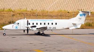 ZS-JAG - Beech 1900D - Awesome Aviation