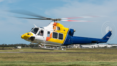 VH-VAU - Bell 412EP - Capricorn Helicopter Rescue Service