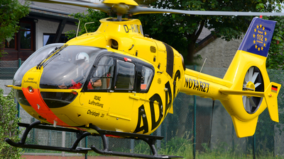D-HJMD - Eurocopter EC 135 - ADAC Luftrettung