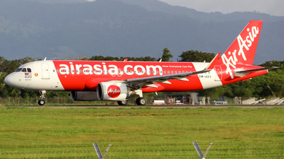 A picture of 9MAGV - Airbus A320251N - AirAsia - © Kody Chin