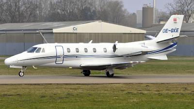 OE-GKE - Cessna 560XL Citation XLS - Krono Air