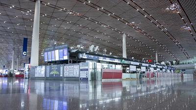 ZBAA - Airport - Terminal