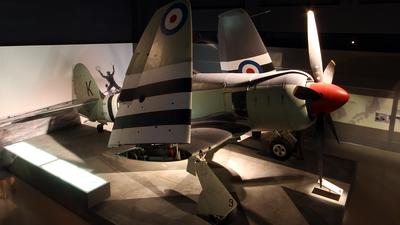 VX730 - Hawker Fury FB11 - Australia - Royal Australian Navy (RAN)
