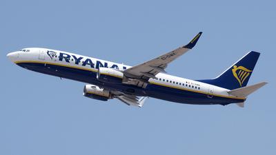 EI-DWK - Boeing 737-8AS - Ryanair