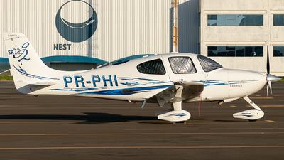 PR-PHI - Cirrus SR22-G2 - Private