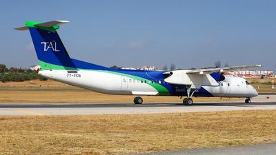 A picture of 7TVCN - De Havilland Canada Dash 8400 - Tassili Airlines - © Goncalo Guimaraes