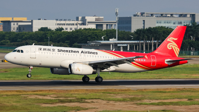 B-6935 - Airbus A320-232 - Shenzhen Airlines