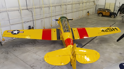 N7RK - North American AT-6D Texan - Private