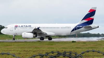 PR-MBH - Airbus A320-232 - LATAM Airlines